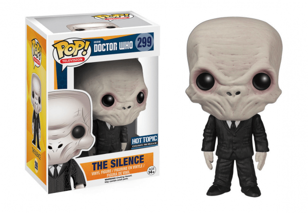 Funko PoP! Television - Doctor Who - The Silence