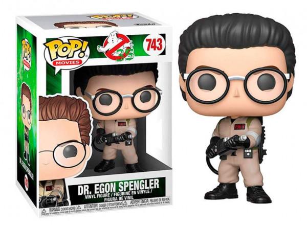 Funko Pop! Movies - Ghostbusters - Dr. Egon Spengler