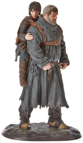 Game of Thrones - Hodor und Bran - Figur