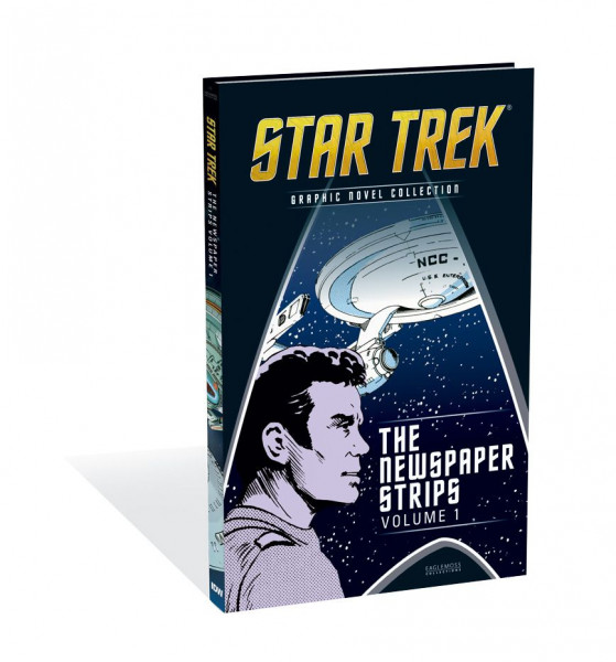 Star Trek Graphic Novel - The Newspaper Strips Volume 1