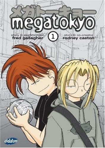 Megatokyo - Band 1
