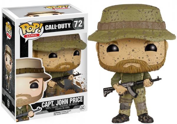 Funko PoP! Games - Call of Duty - Price