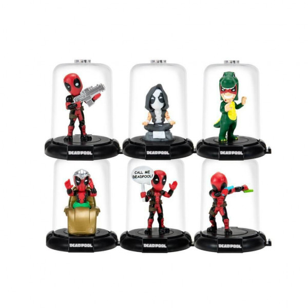 Deadpool - Series 4 Collectible Blind Box Figures