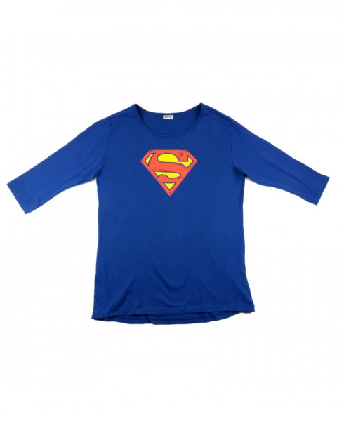 DC Universe - Superman - Logo T-Shirt Damen