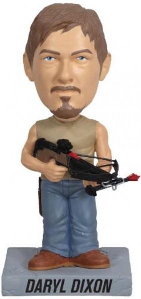The Walking Dead - Daryl Dixon Bobble-Head (Armbrust)
