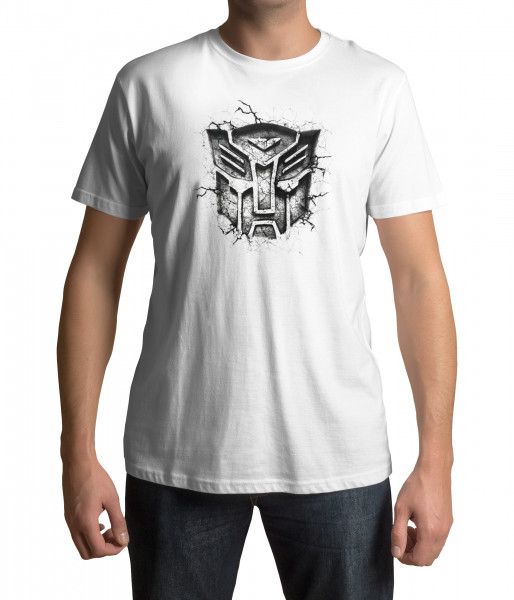 Transformers - T-Shirt (weiß)