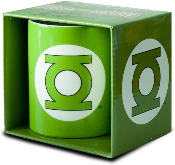 DC Comics - Green Lantern - Logo Tasse