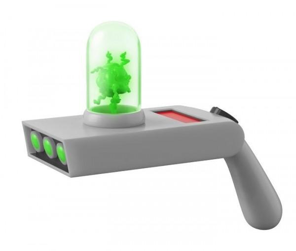 Rick and Morty - Portal Gun (mit Licht- und Soundeffekten)