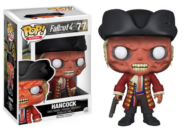Funko PoP! Games - Fallout - John Hancock