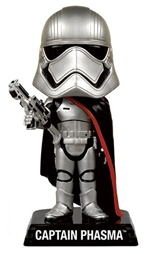 Star Wars - Vinyl Bobble-Head - Captain Phasma