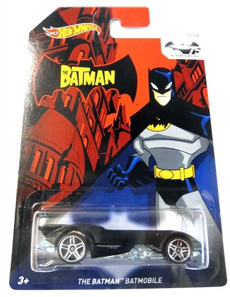 Hot Wheels - The Batman Batmobile 1:64