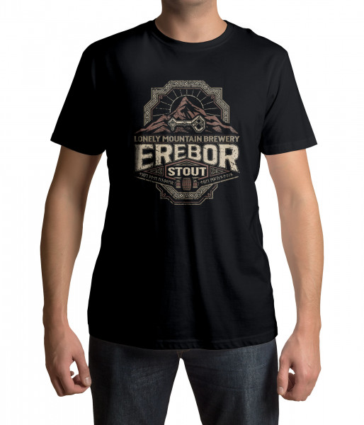 lootchest T-Shirt - Lonely Mountain Brewery Erebor