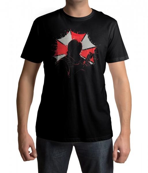 lootchest T-Shirt- Umbrella (Leon)