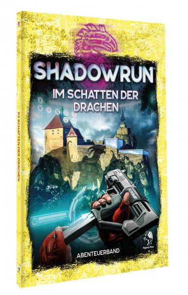 Shadowrun: Im Schatten der Drachen (ADL-Abenteueranthologie) (Softcover)