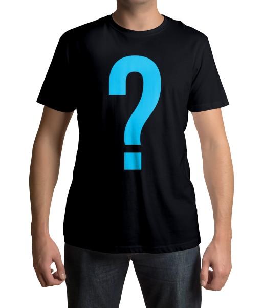 Mystery Shirt - wähle deine Größe und sei gespannt - Überraschung