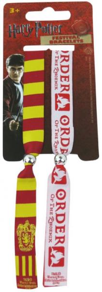 Harry Potter - Festival Wristbands