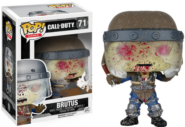 Funko PoP! Games - Call of Duty - Brutus