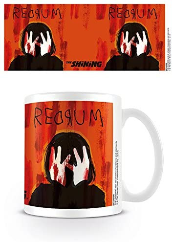 The Shining - Redrum Tasse