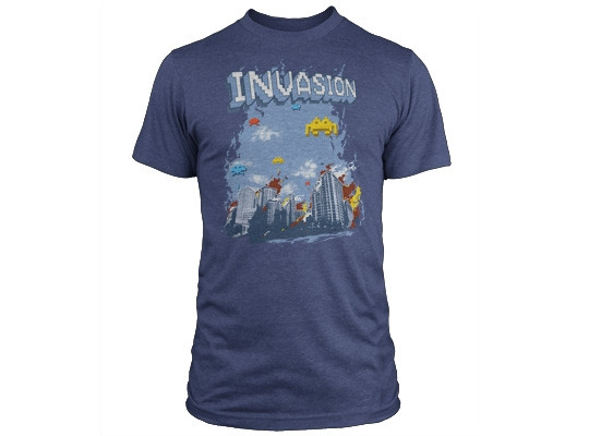 Space Invaders - Invasion T-Shirt