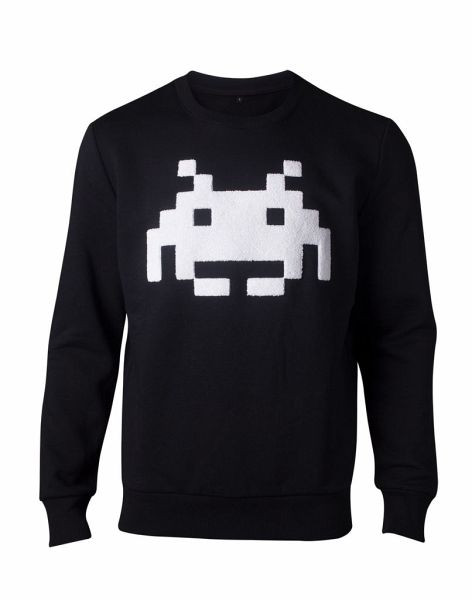 Space Invaders - Chenille Invader - Pullover