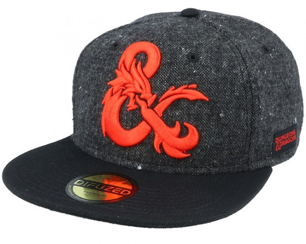 Dungeons & Dragons - Ampersand - Snapback