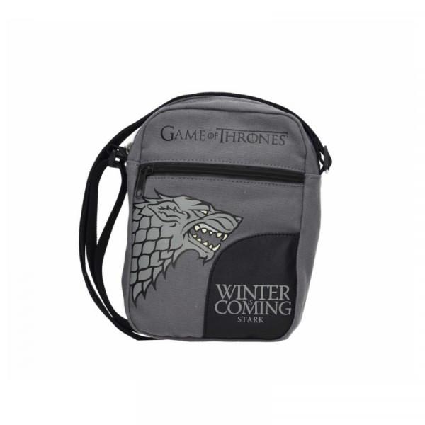 Umhänge-Tasche - Game Of Thrones - Haus Stark