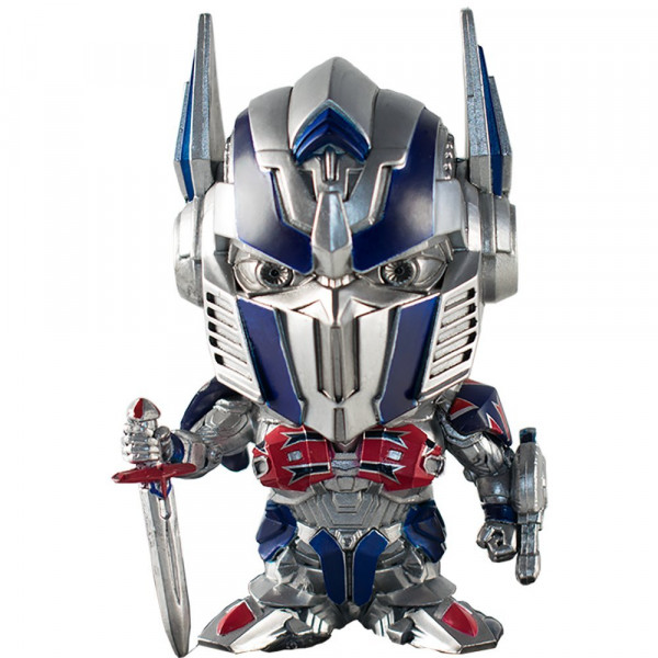 Transformers - Optimus Prime Herocross Vinyl Figur