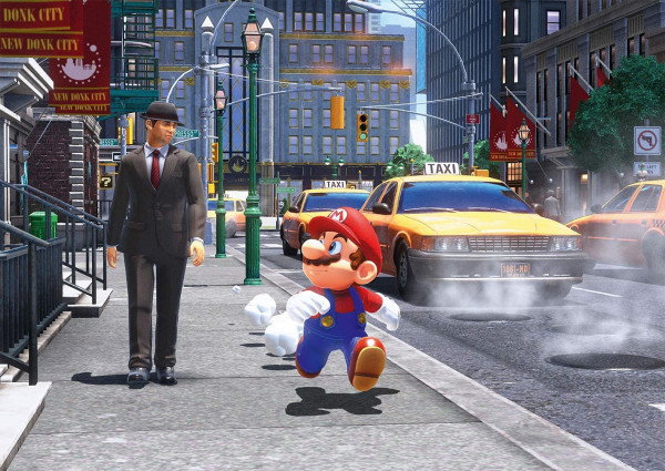 Nintendo - Super Mario - New Donk City Puzzle