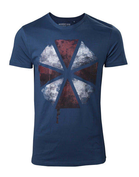Resident Evil - Distressed Umbrella T-Shirt