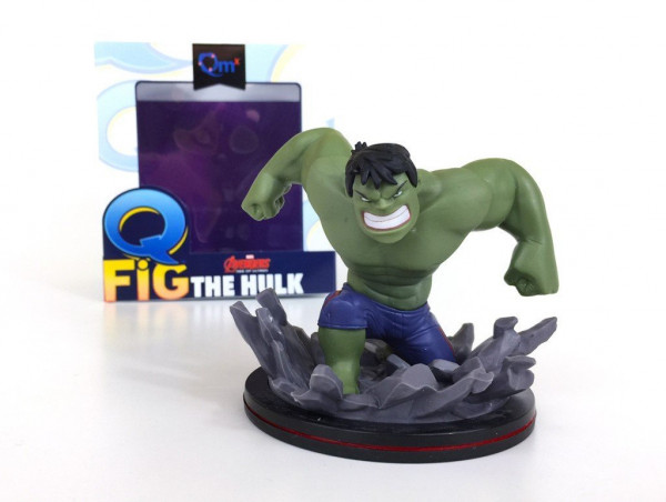 Marvel Avengers – Q Fig - Hulk