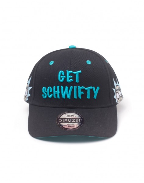 Rick and Morty - Get Schwifty Cap