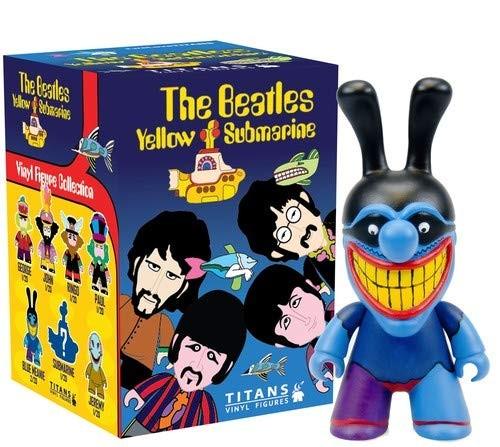 The Beatles - Yellow Submarine Titan Minifigur (1 zufällige von 12 Varianten)