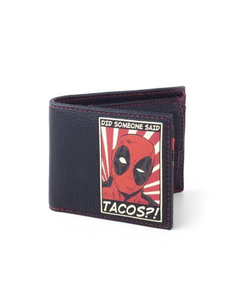 Marvel - Deadpool Bifold - Brieftasche