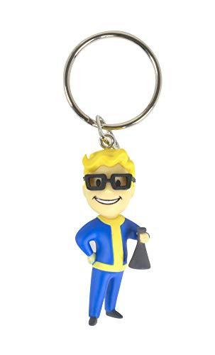 Fallout 76 - Vault Boy Science - 3D Schlüsselanhänger