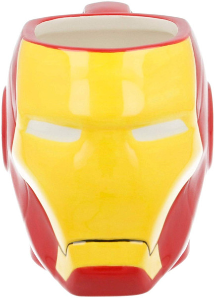 Marvel - Ironman Head - 3D Tasse
