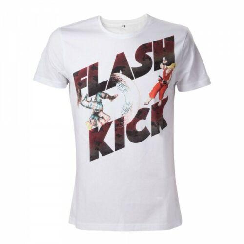 Street Fighter - Flash Kick - T-Shirt