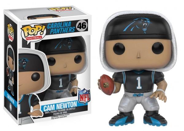 Funko PoP! Football - Cam Newton