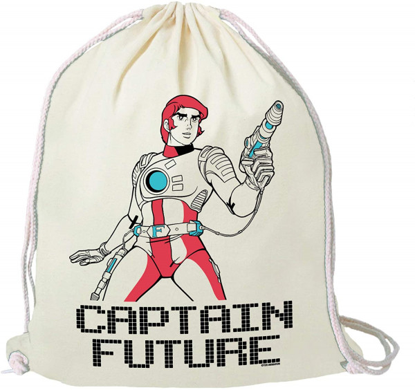 Captain Future - Gymbag