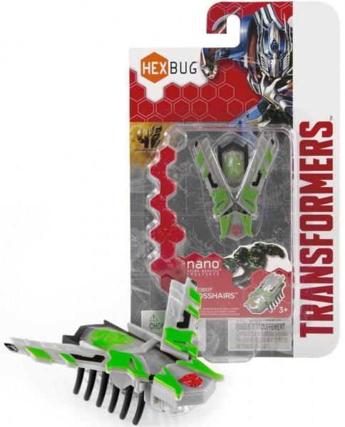 Transformers - Hexbug Nano Crosshairs