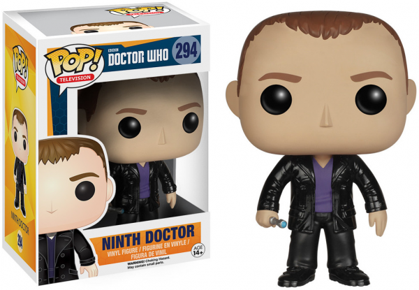 Funko PoP! Television - Doctor Who - 9th Doctor