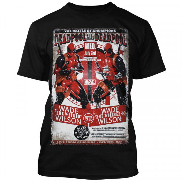 Marvel - Deadpool kills Deadpool T-Shirt