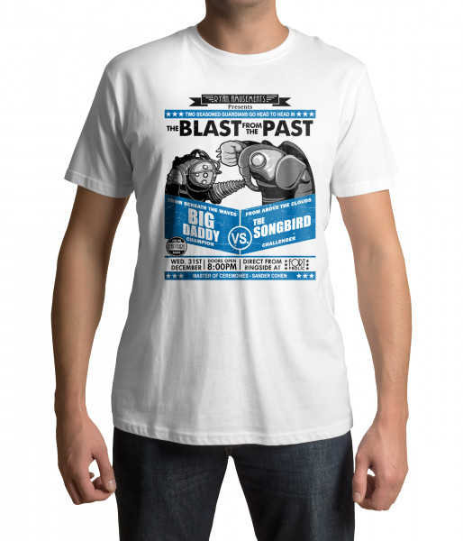 lootchest T-Shirt - Blast from the Past