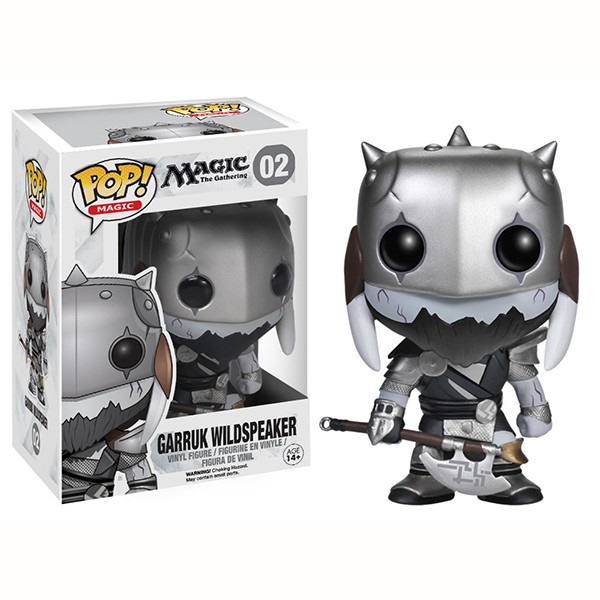 Funko POP! Magic - Garruk Wildsprecher