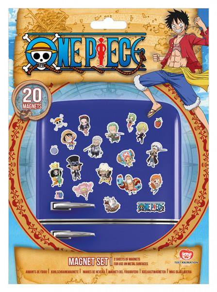 One Piece - Magnete (Chibi)