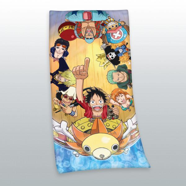 One Piece - Velourstuch