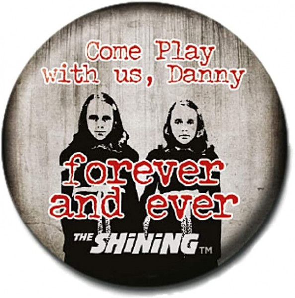 The Shining - Come Play With Us, Danny - Button