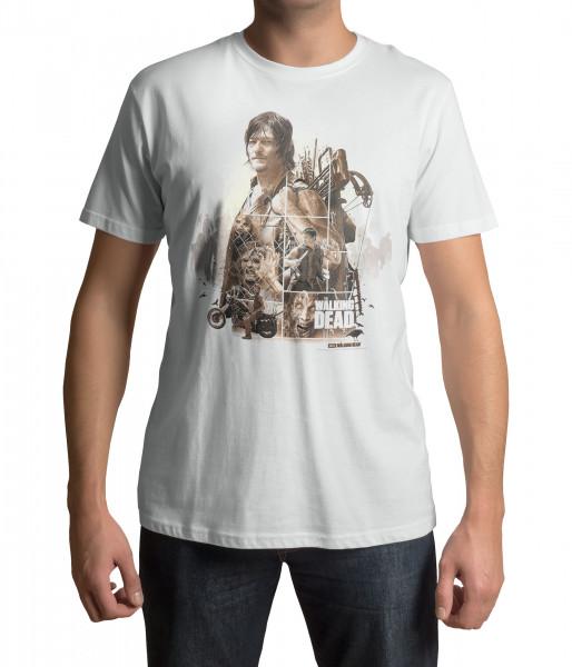 The Walking Dead T-Shirt - Daryl Dixon