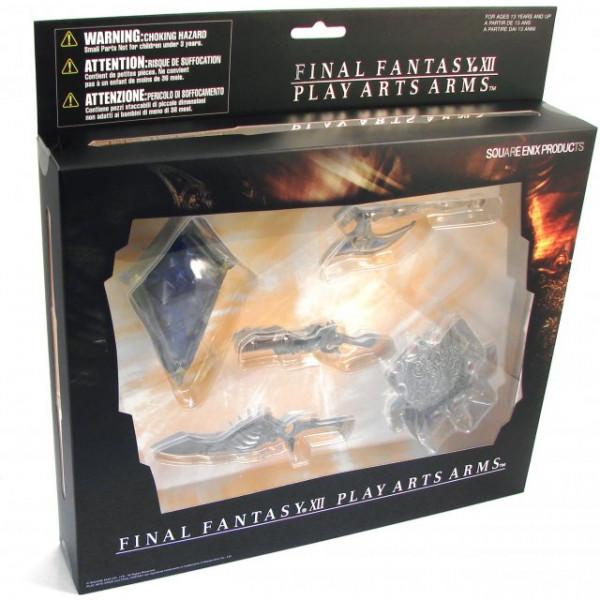 FINAL FANTASY XII - Play Arts Arms