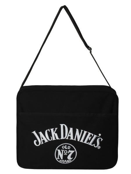 Jack Daniels - Canvas Messenger Bag