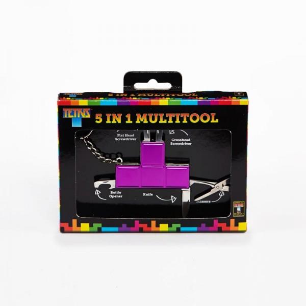 Tetris - 5 in 1 Multitool